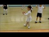показательное выступление на бальных танцах